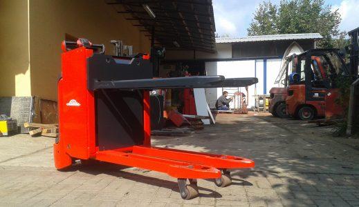 Wózek paletowy LINDE T16L