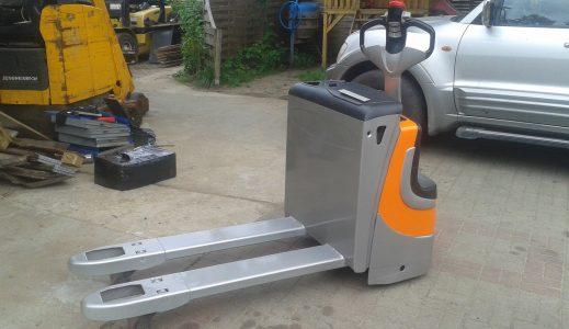 Wózek paletowy elektryczny Still EXU 18