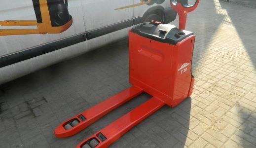 Wózek paletowy elektryczny Linde T 20