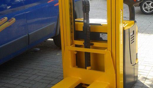 Wózek paletowy Jungheinrich EJC 14