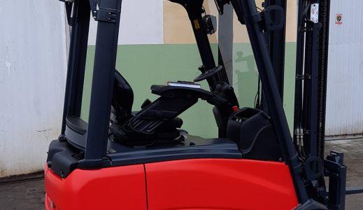 Wózek paletowy elektryczny Linde E18PH-01